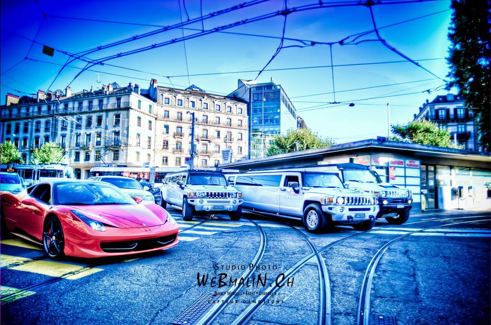 Post - HDR Geneve - Vachoux Limousine