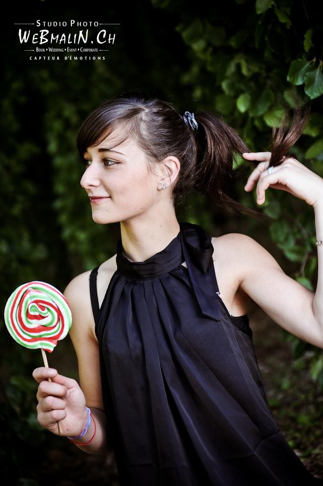 Post - Shooting Photo - Model Helia