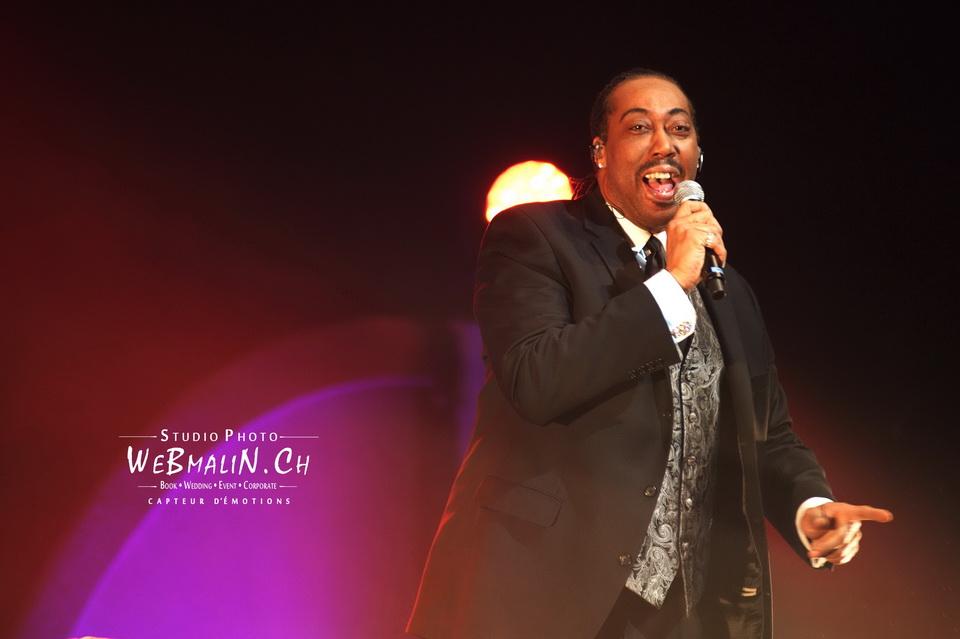 Post - Concert - Théatre Leman Geneve - Harlem Gospel Singers Show