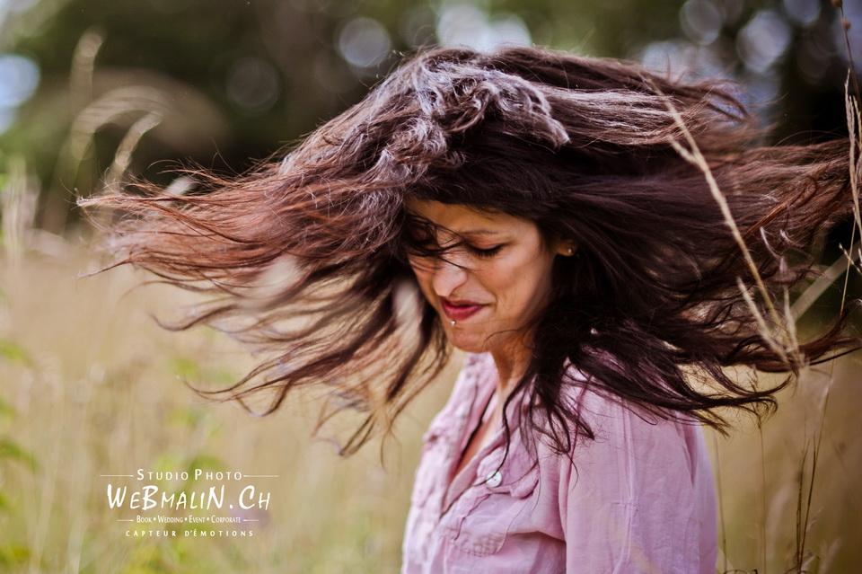 Post - Shooting Photo - Model Aline