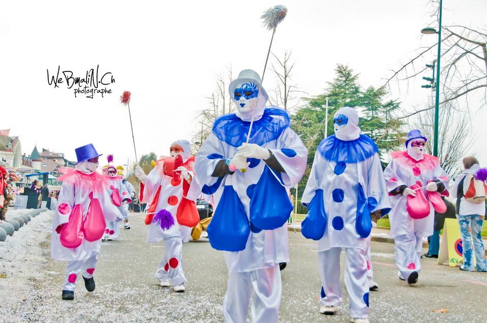 Canaval Parade des Hauts d'Evian