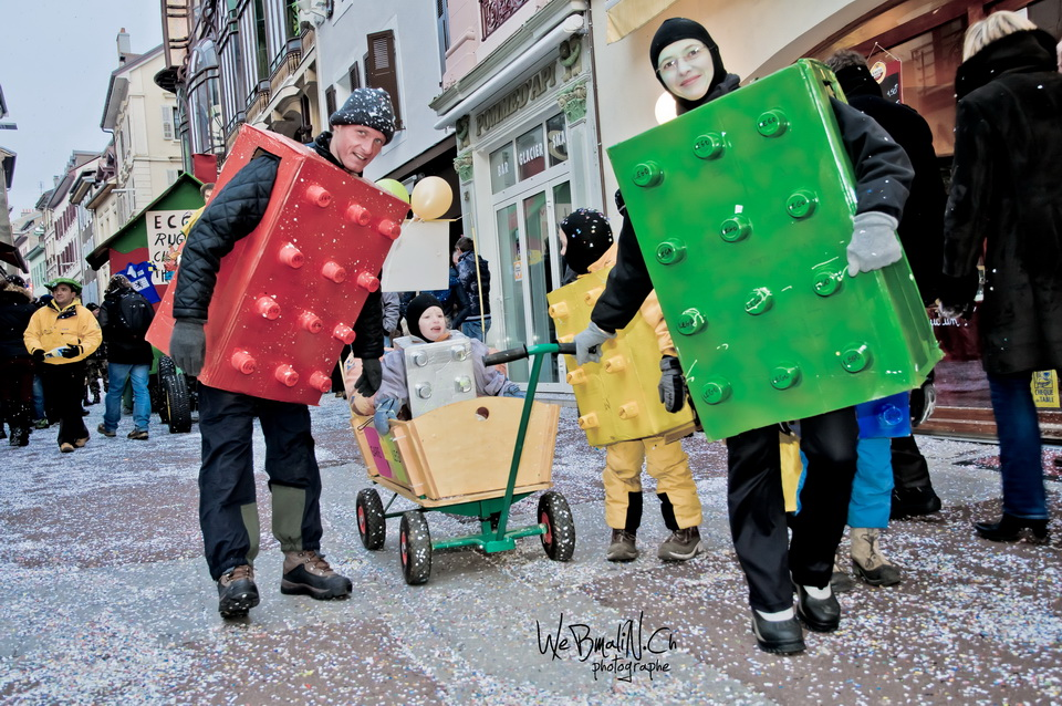 Canaval Evian Lego Famille