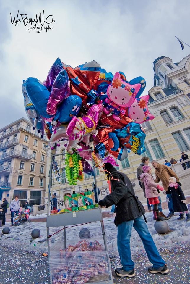 Canaval Evian Ballons