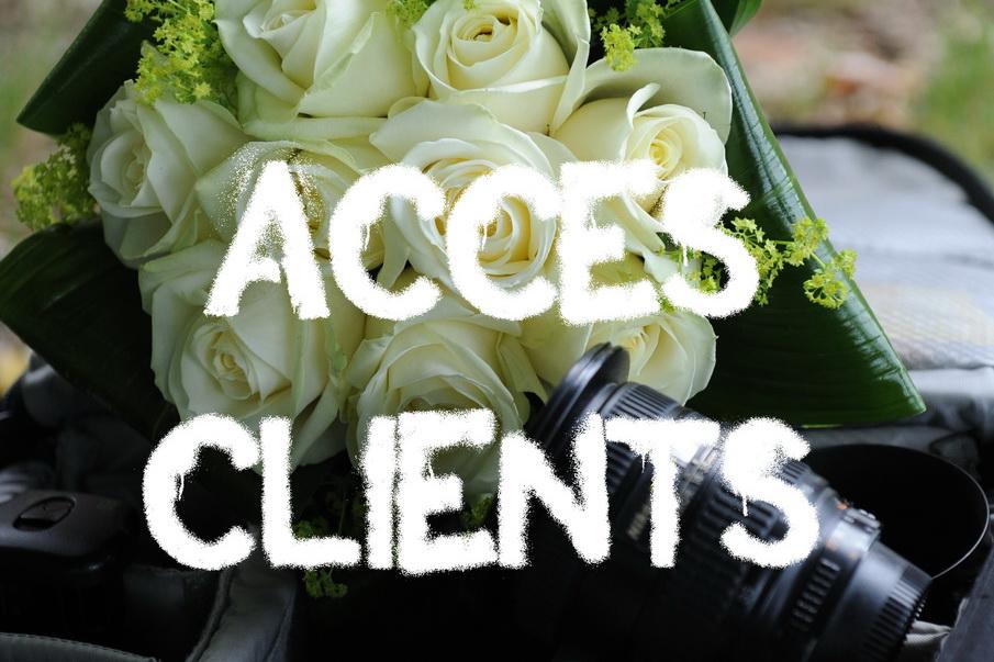 Accès Client - Vente Photo