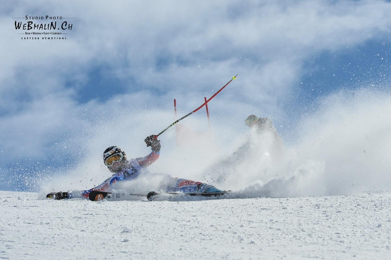 Competition Ski Club Thollon Les Memises - 1484-1