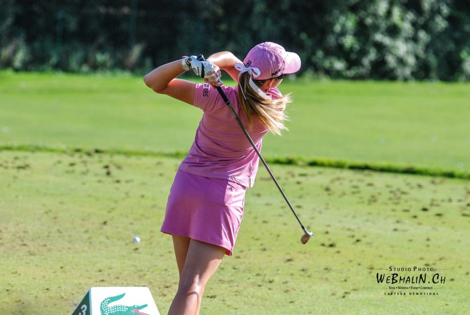 Masters Golf - Evian Champion Ship - Paula Creamer - 731-1