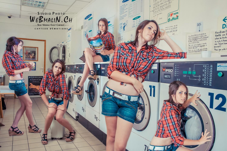Portfolio - Clonage Photo - Model Corinne