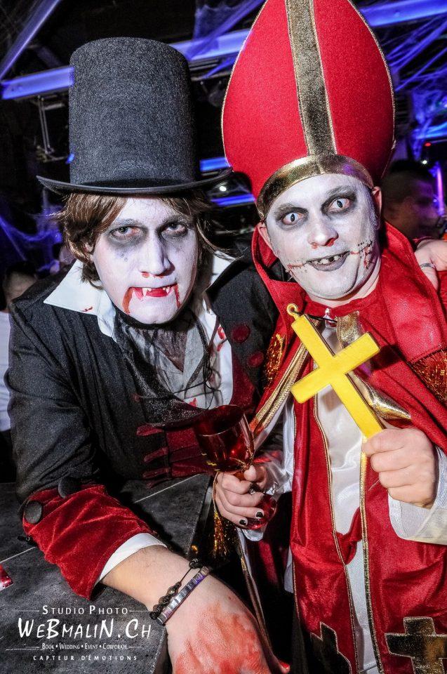 Portfolio - Clubbing - Grimage - Halloween - Macumba