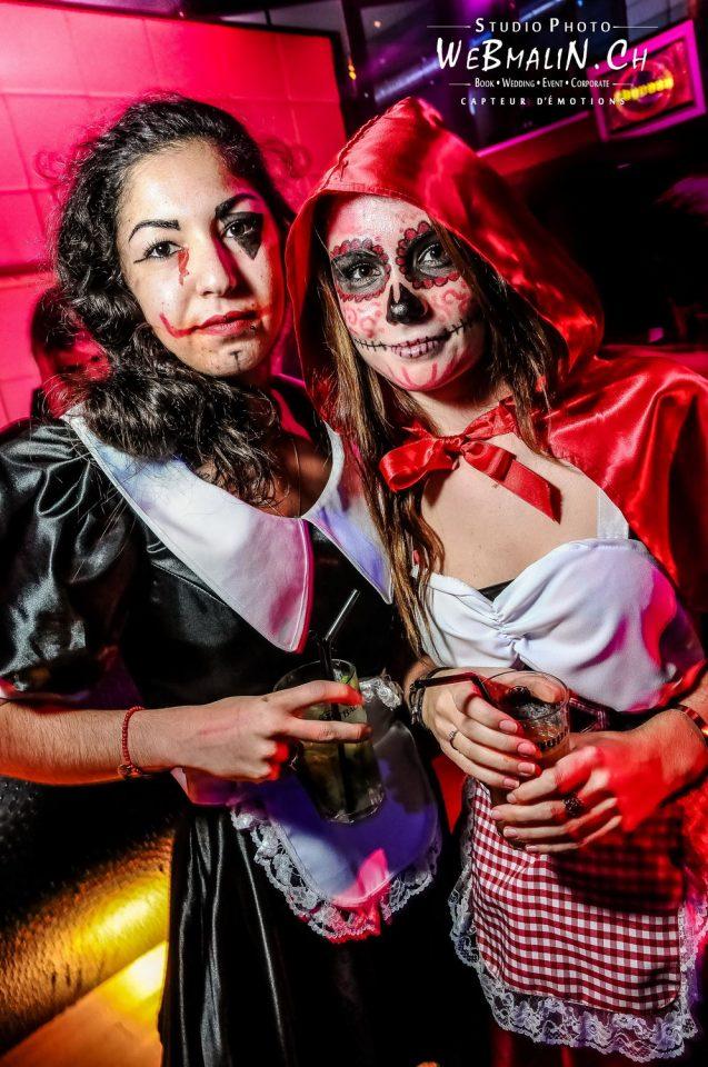 Portfolio - Clubbing - Grimage - MakeUp - Bypass
