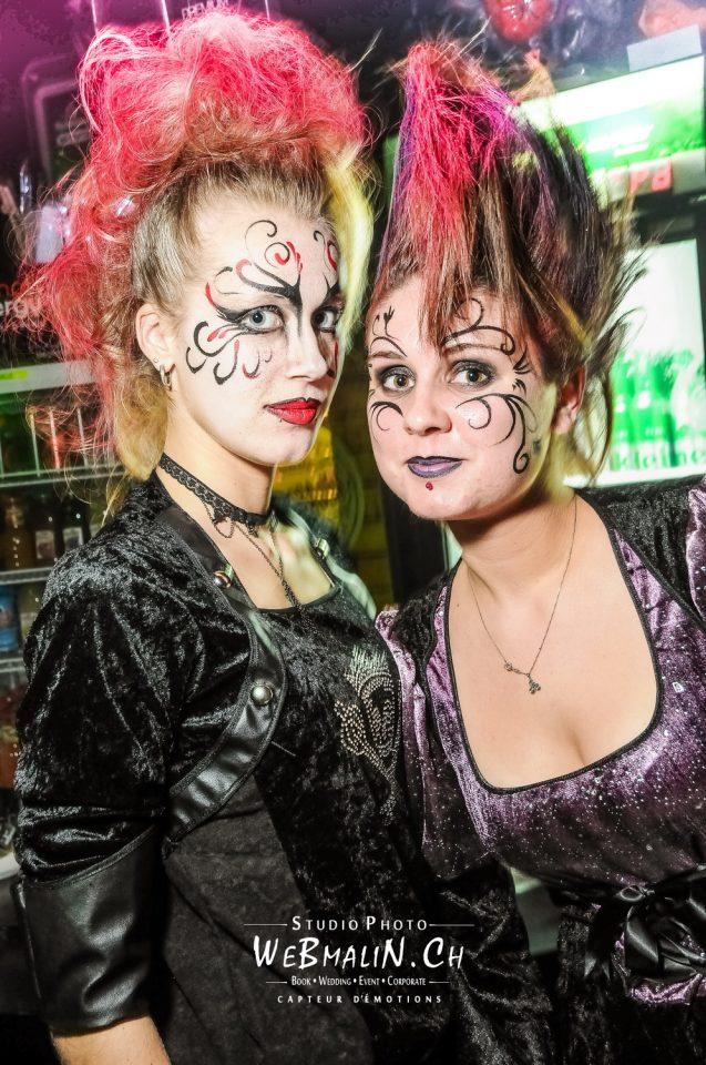 Portfolio - Clubbing - Grimage - MakeUp - Macumba