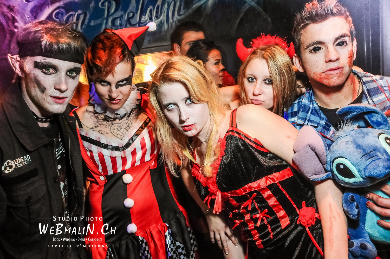 Portfolio - Clubbing - Grimage - MakeUp