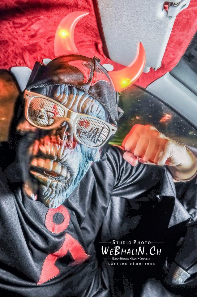 Portfolio - Clubbing - Grimage - MakeUp - WeBmaliN