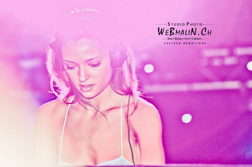 Portfolio - Clubbing - Magic Finger Dj - Marie Ferrari