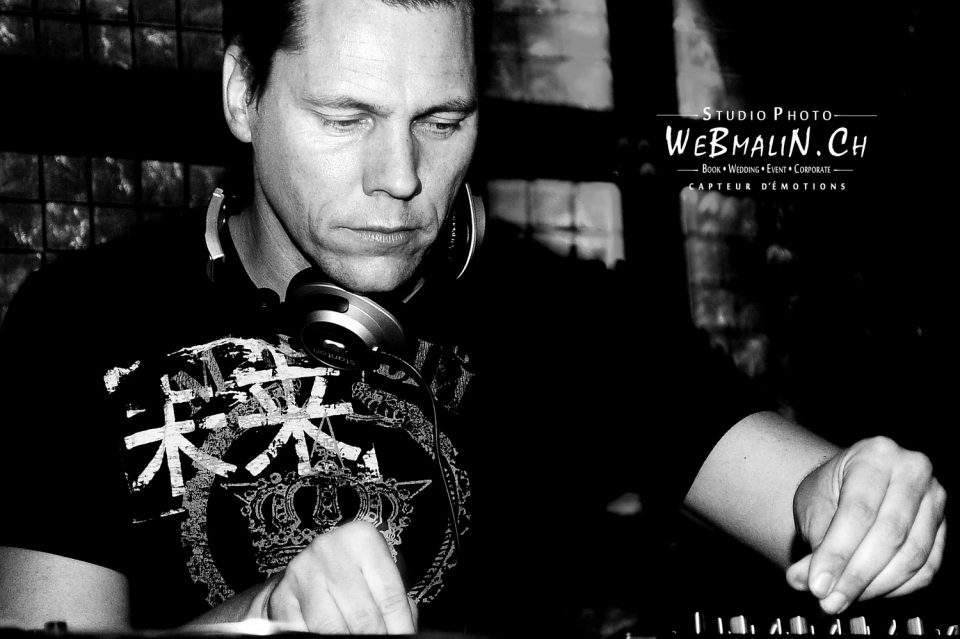 Portfolio - Clubbing - Entreprise - Magic- Finger Dj - Tiesto
