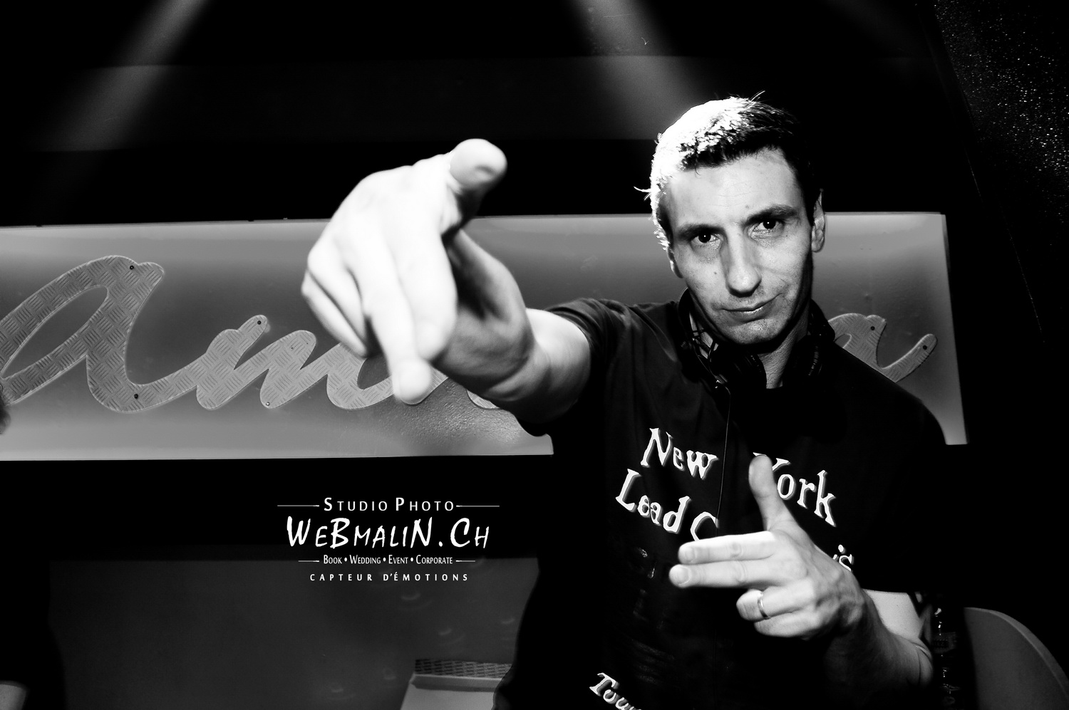 Portfolio - Clubbing - Magic Finger - Dj Time