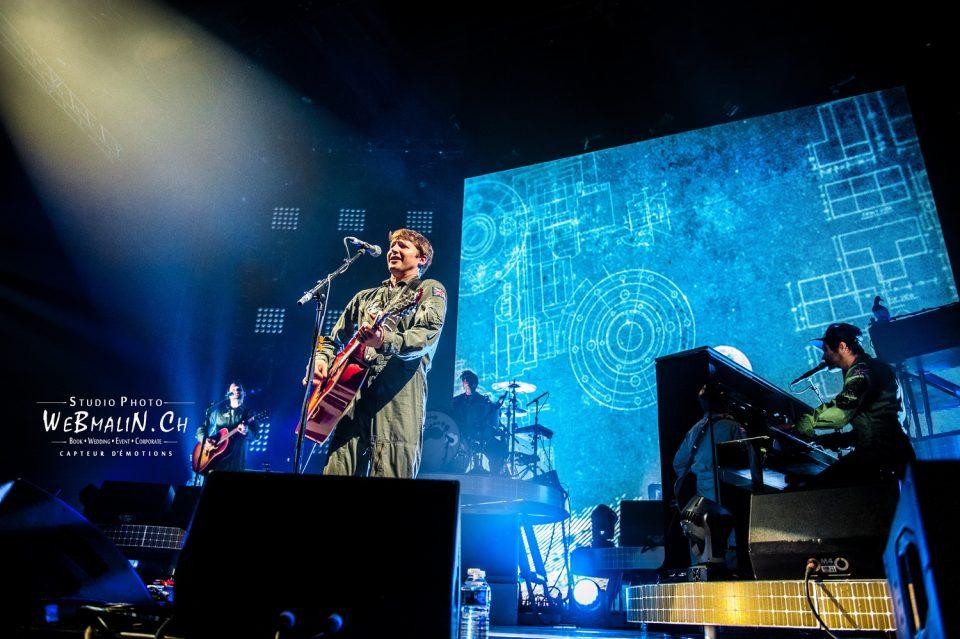 Portfolio - Concert - Arena Geneve - James Blunt -