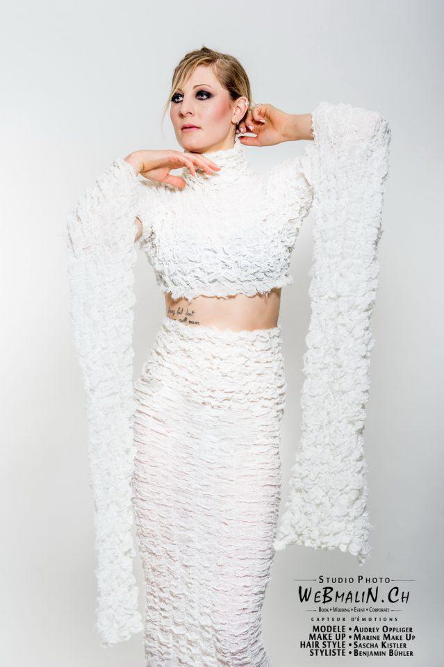 Portfolio - Higuys Benjamin Buhler - Studio Geneve - Modele Audrey Oppliger