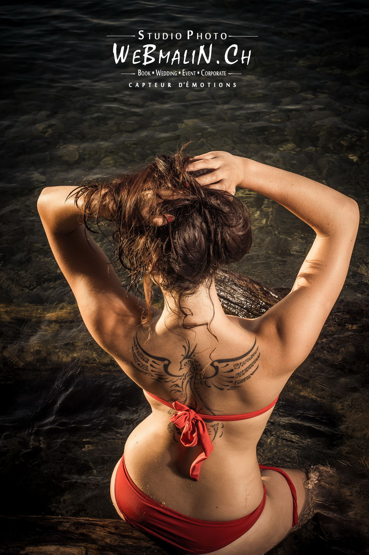 Portfolio - Lac Leman Shooting Summer - Model Noemie