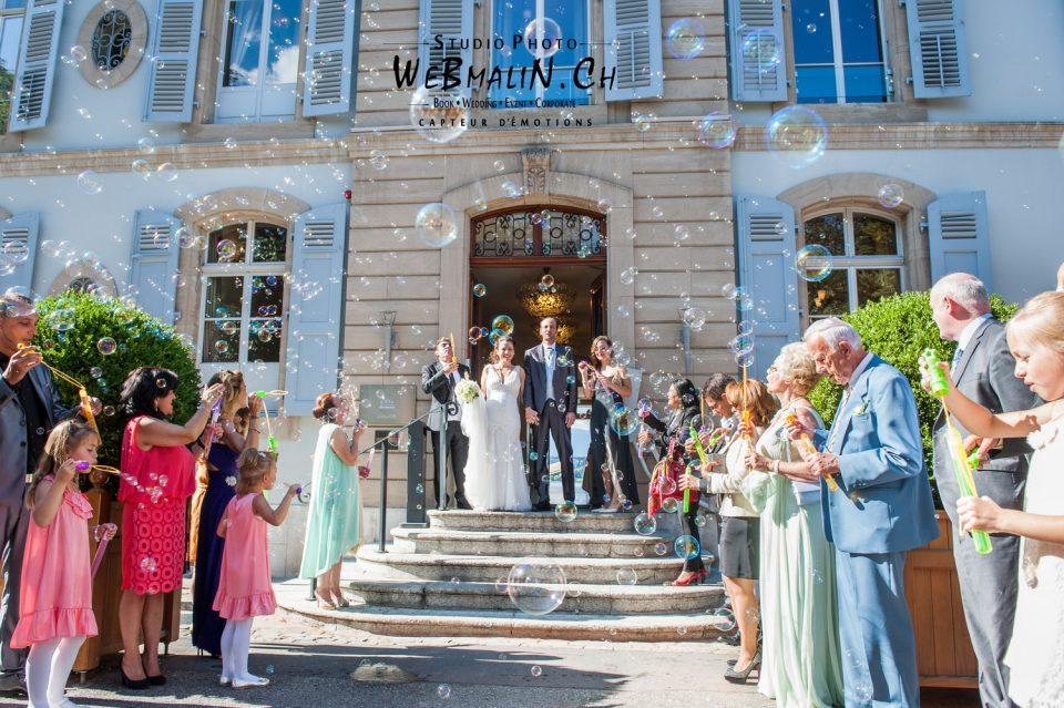 Portfolio - Mariage - Eglise - Eaux Vives - Geneve