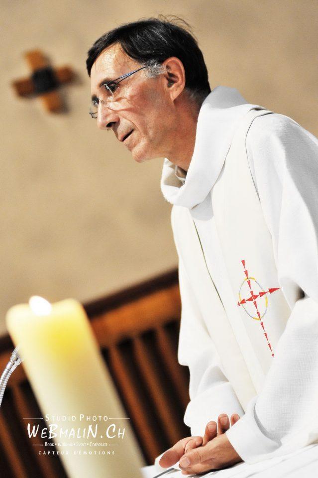 Portfolio - Mariage - Eglise - Prêtre
