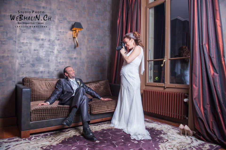 Portfolio - Mariage - Mariés - Eaux Vives Chateau
