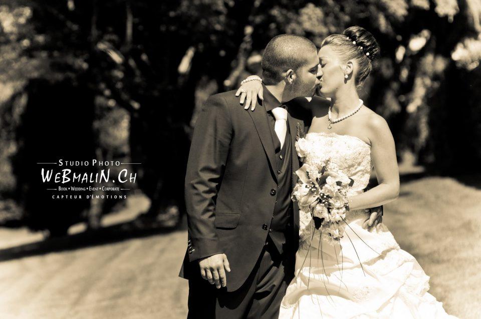 Portfolio - Mariage - Couple Mariés - Thonon- Evian