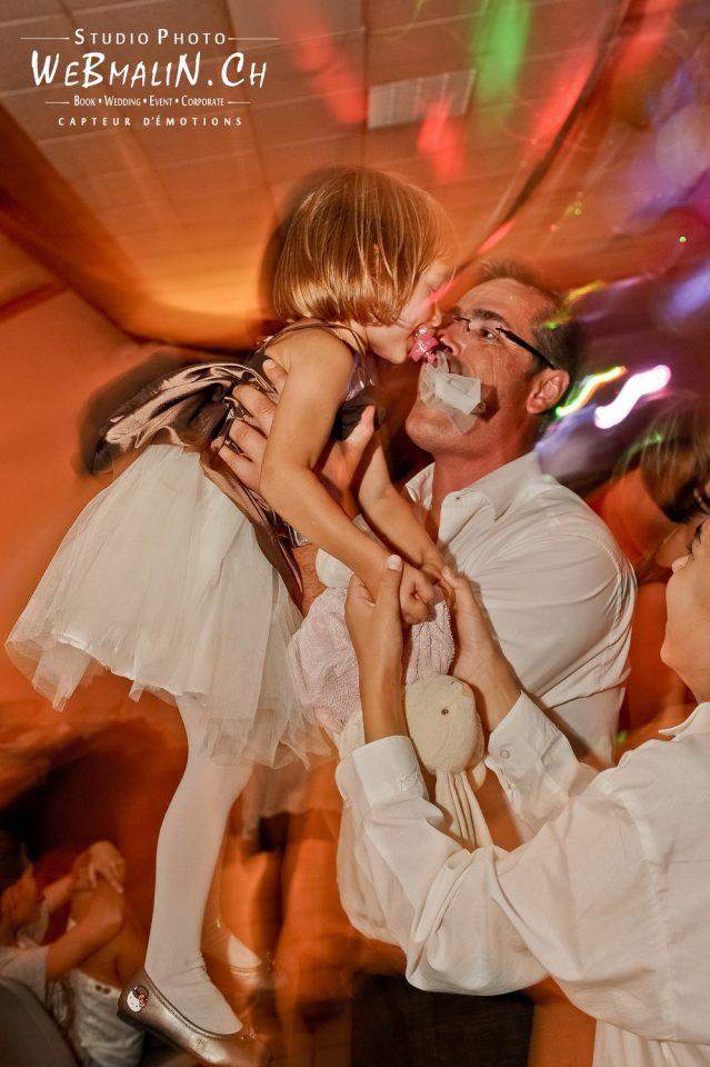Portfolio - Mariage - Soirée - Dancing