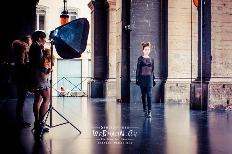 Portfolio - Photo - Lyon - Modele Mélisande