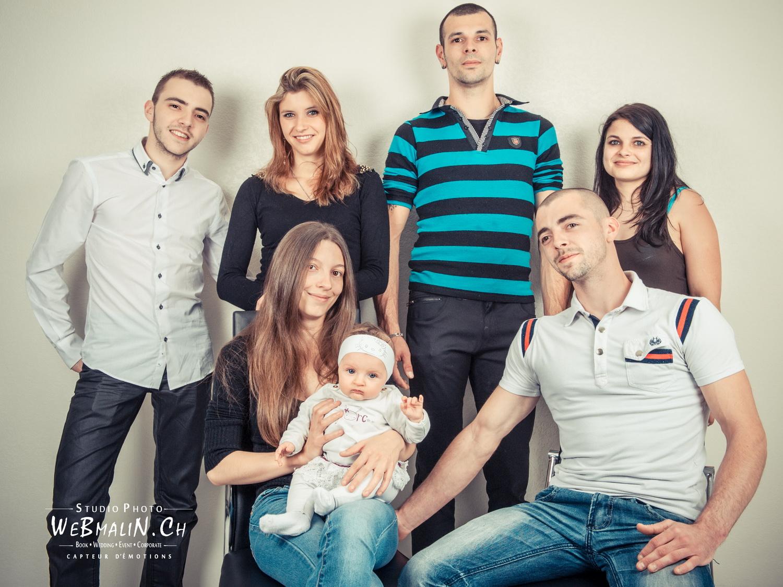 Portfolio - Photo Souvenir - Séance Famille