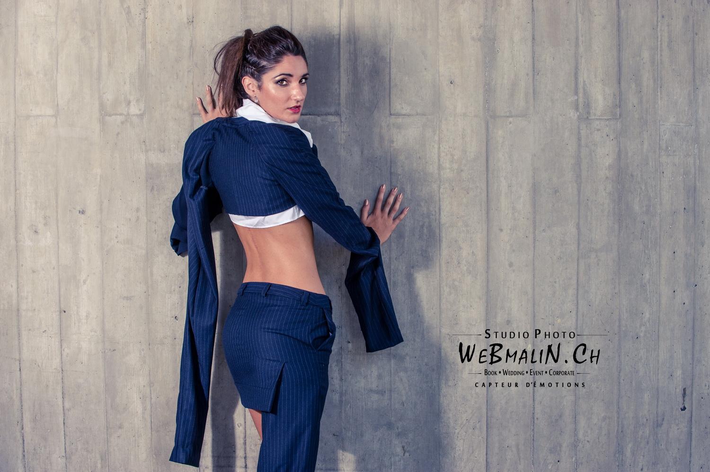 Portfolio - PhotoShoot - Fashion - Modele - Aurore