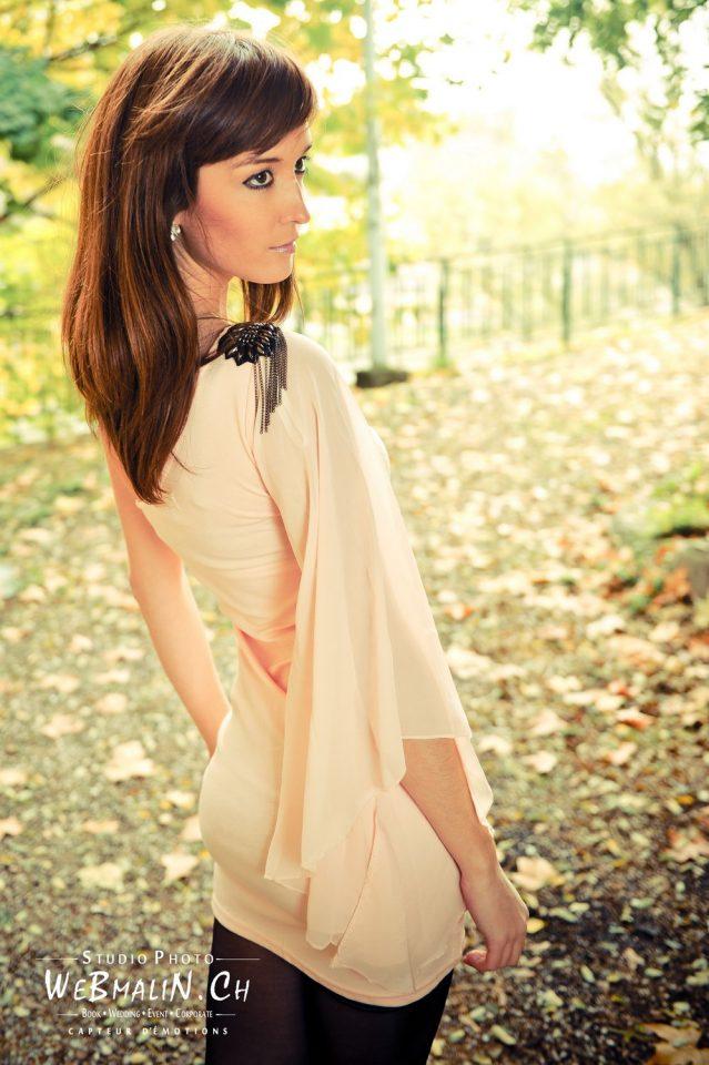 Portfolio - PhotoShoot - Modele Camille