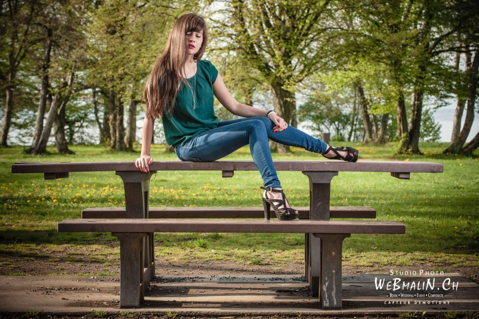 Portfolio - PhotoShoot - Modele Sarah