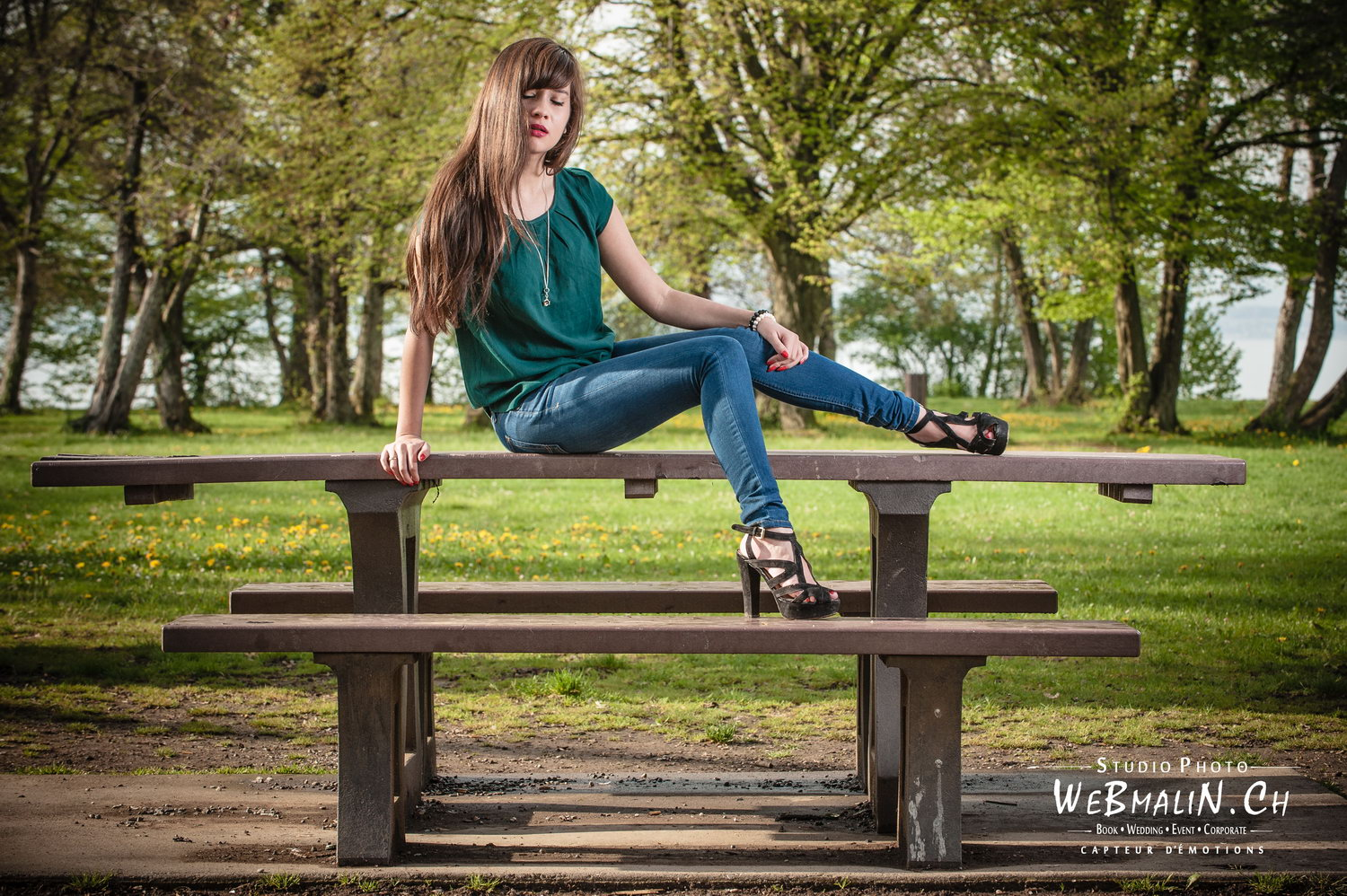 Portfolio - PhotoShoot - Fashion - Modele Sarah