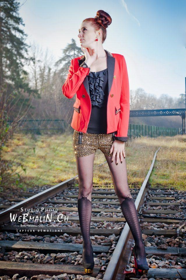 Portfolio - PhotoShoot - Modele Sophie