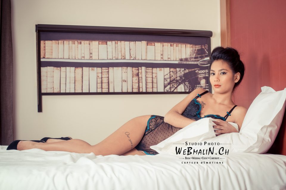 Portfolio - Séance Boudoir - Model Anne Charlotte