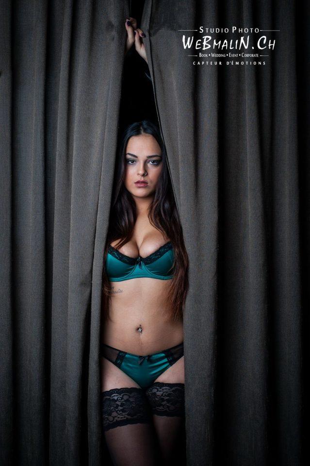 Portfolio - Séance Boudoir - Model Daisy