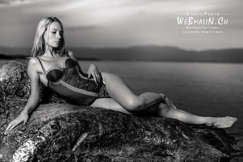 Portfolio - Séance Boudoir - Model Ophelie