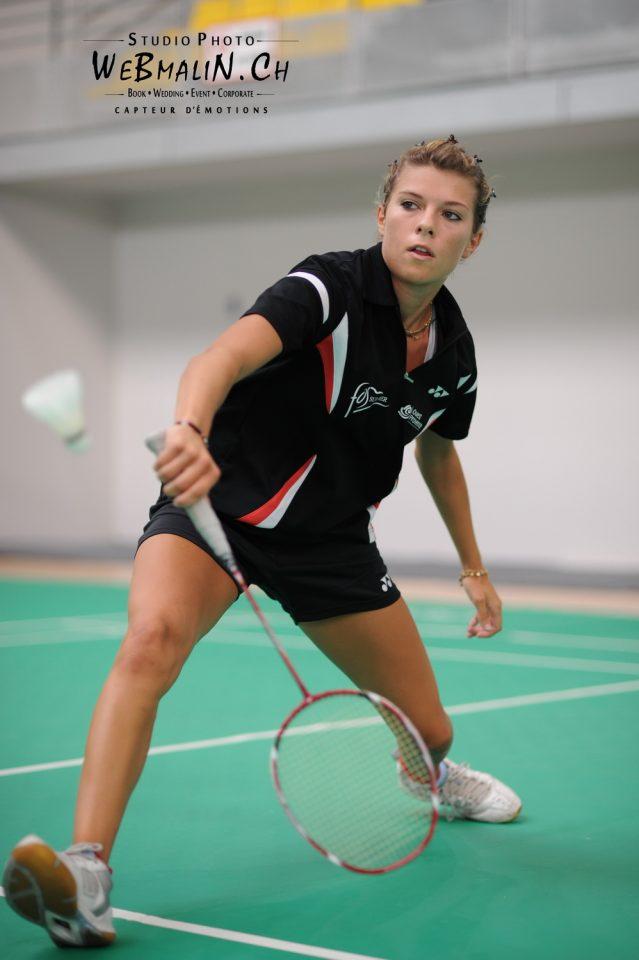 Portfolio - Sport - Badminton - Charlotte Malaval