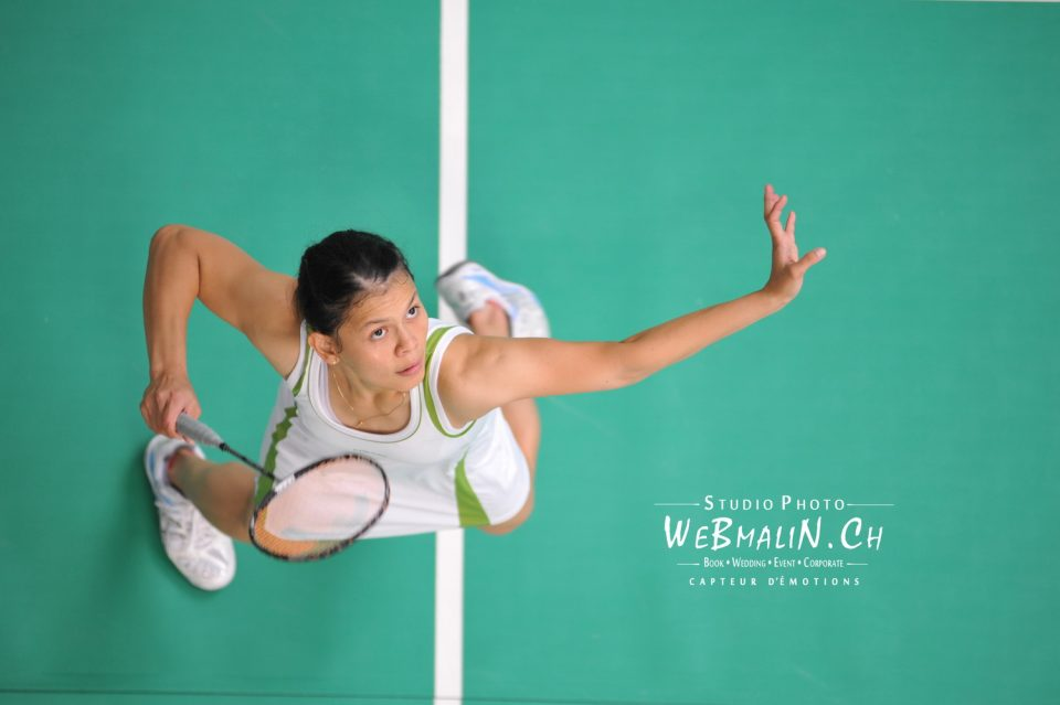 Portfolio - Sport - Badminton - Weny Rasidi