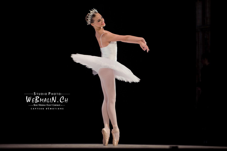 Portfolio - Sport - Danse - Prix de Lausanne