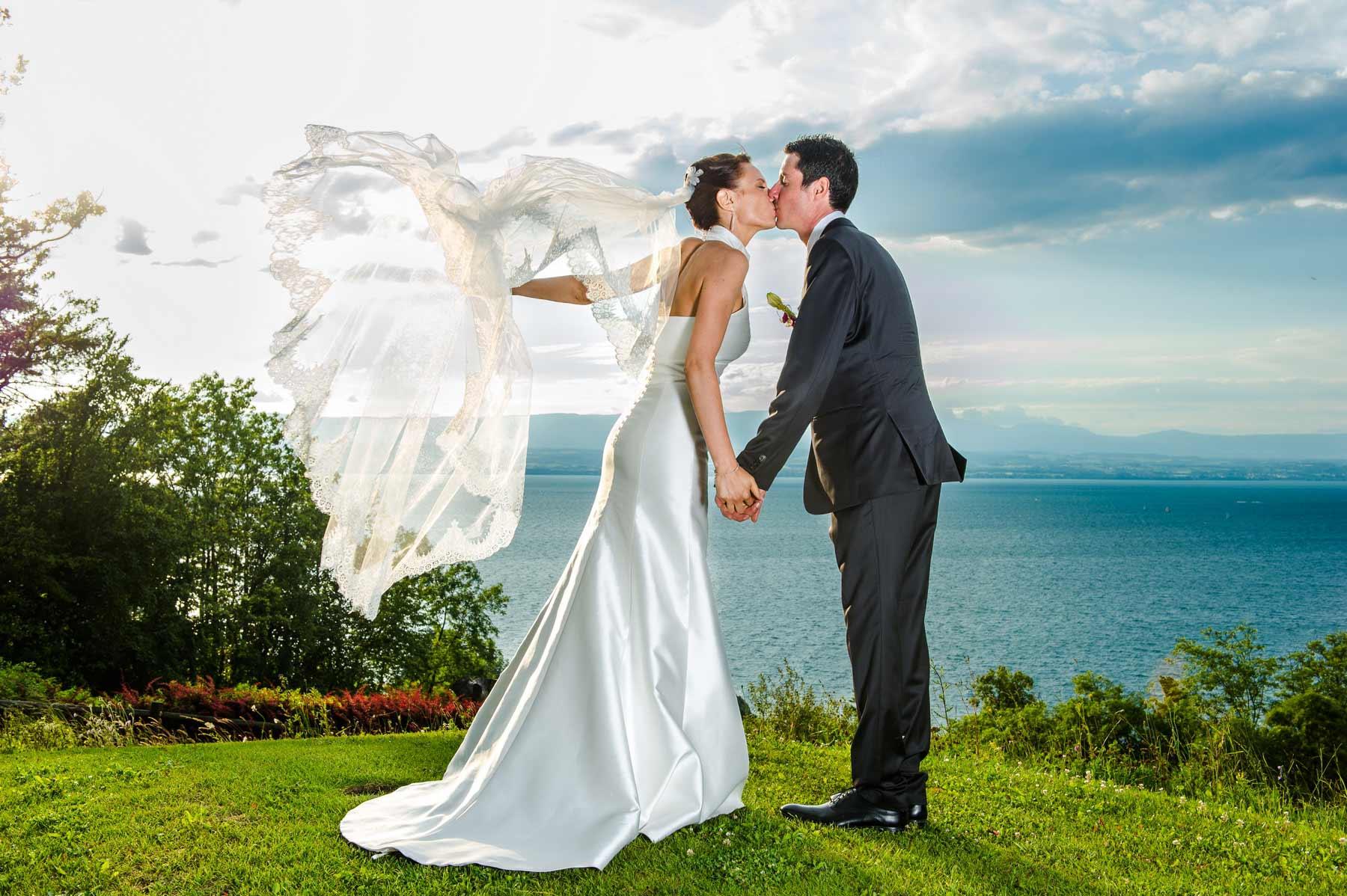 Photographe mariage evian lausanne geneve book haute savoie 74 - Couleur mariage 2017 ...