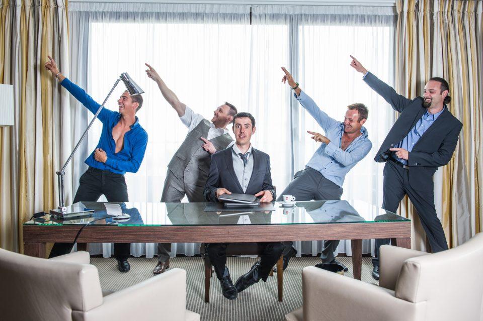 Top Mariage - Photographe Evian - Thonon - Préparatif au Hilton Suite