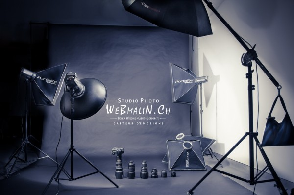Studio Photo Mobile - Evian / Thonon - WeBmaliN Photographe