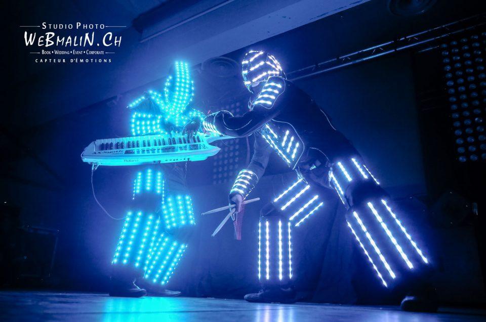 Portfolio - Clubbing - Robotronika Live 2 - Espace Tully - Thonon