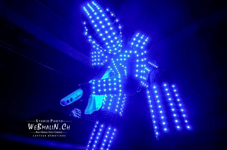 Portfolio - Clubbing - Robotronika Live - Espace Tully - Thonon