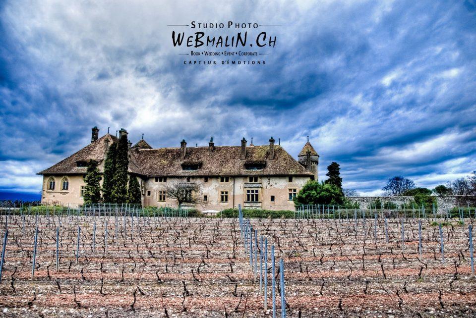 Portfolio - Image HDR - Chateau St Disdille