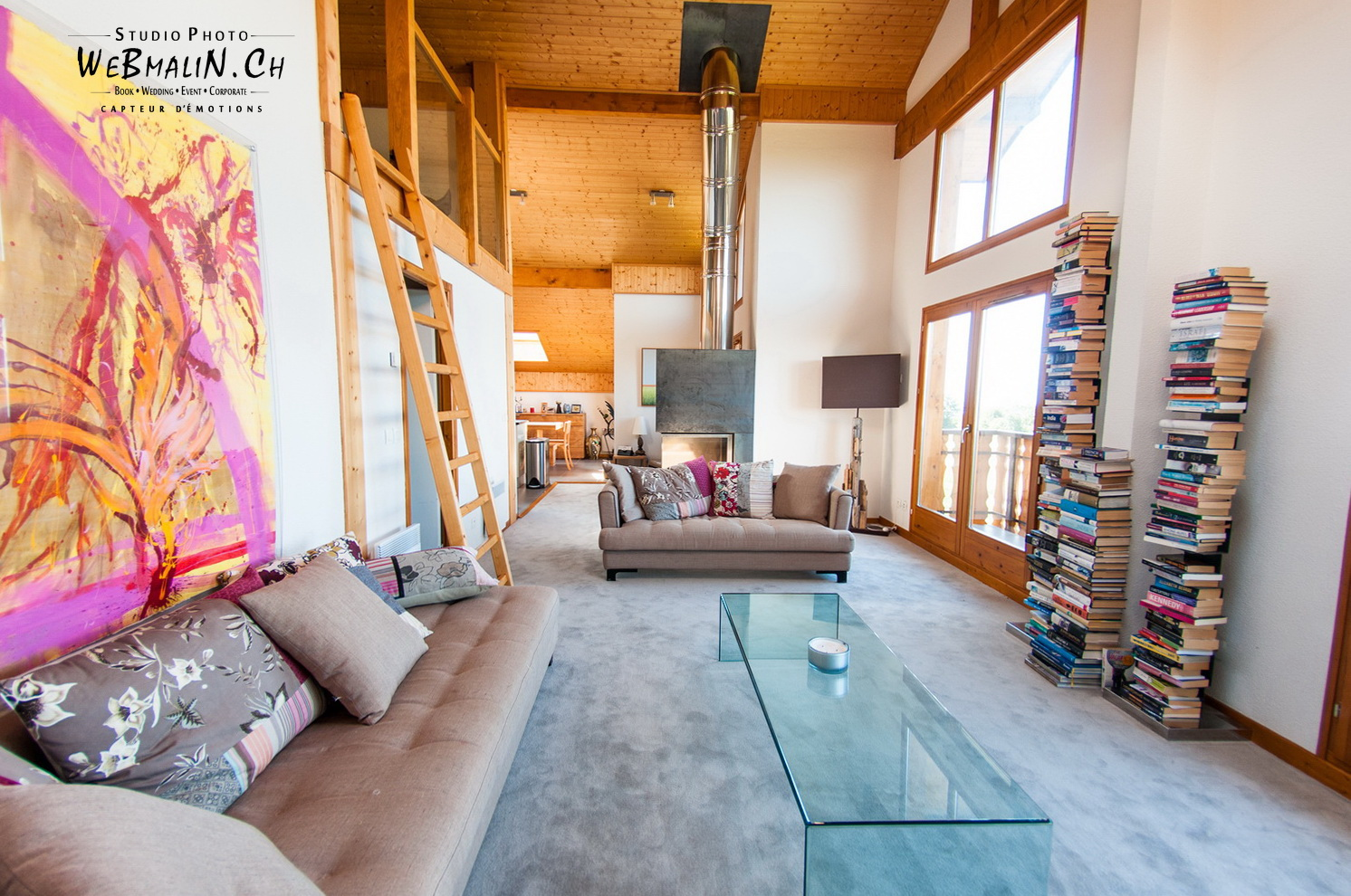 Portfolio - Reportage Immobilier - Thollon - Residence ou Appartement