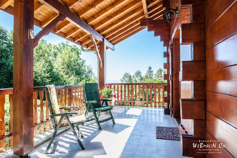 Portfolio - Vendre Haute - Immobilier - Mise en Valeur - Chalet - Montagne - Thollon