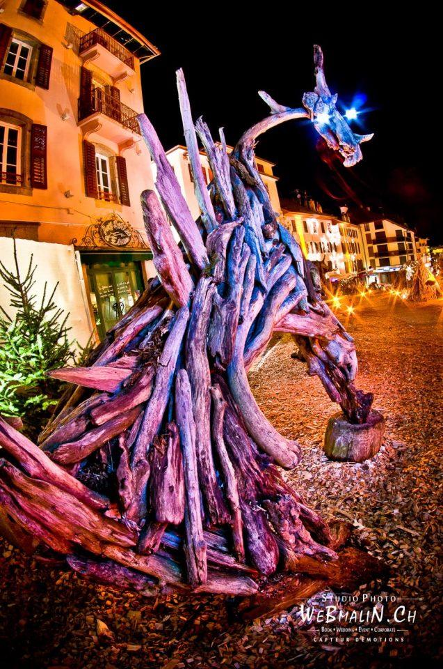 Le Fabuleux Village des Flottins - Evian Les Bains - Créations Artistes - DSC_4546-1