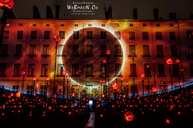 Portfolio - Fête Des Lumières - Laniakea - Lyon